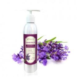 Dầu Dưỡng Thể Lavender Giúp Cải Thiện Giấc Ngủ 118ml - TT Natural Look (Quà Từ Thiên Nhiên)