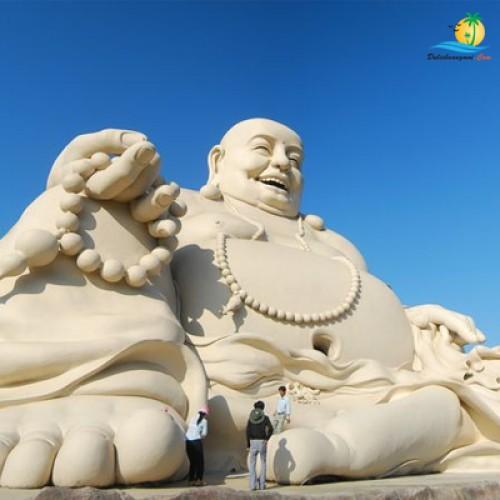 Tour du lịch Sài Gòn – Châu Đốc – Núi Cấm – Trà Sư (2 ngày 1 đêm) - Du Lịch Nắng Mới