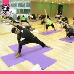 Gói tập Gym, Yoga 04 tuần tại NYHC