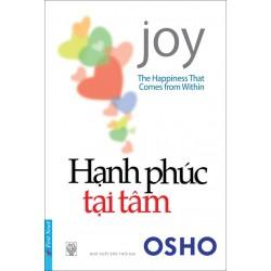 Hạnh Phúc Tại Tâm - Osho - Lê Thị Thanh Tâm biên dịch ( Trí Việt)