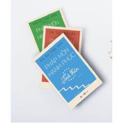 Pháp môn hạnh phúc (Trọn bộ) - Đại sư Tinh Vân (ThaiHa Books)