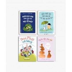 Combo sách Nuôi dưỡng tâm hồn cho con - Nhiều tác giả  (ThaiHa Books)