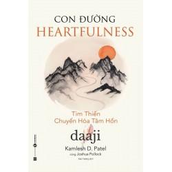 Con đường Heartfulness – Tim thiền – chuyển hóa tâm hồn - Kamlesh D. Patel và Joshua Pollock (ThaiHa Books)