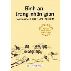 Bình An Trong Nhân Gian - Hòa Thượng Thích Thánh Nghiêm (ThaiHa Books)