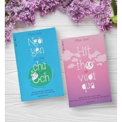 Ngồi Yên Như Một Chú Ếch – Hít Thở Để Vượt Qua - Eline Snel (ThaiHa Books)