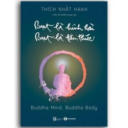 Bụt Là Hình Hài, Bụt Là Tâm Thức - Thích Nhất Hạnh (Thái Hà Books)