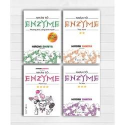 Bộ Sách Nhân Tố Enzyme - Hiromi Shinya (ThaiHa Books)