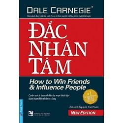 Đắc Nhân Tâm (Khổ Lớn) - Dale Carnegie (Trí Việt)