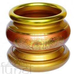 Lư hương đồng (vàng)