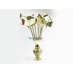 Bình hoa thờ cúng đồng