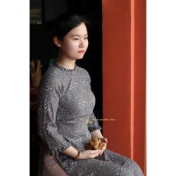 Trang phục áo dài nữ - Phạm Nghiêm Trai