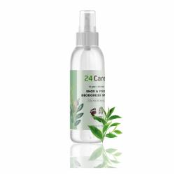 Xịt Khử Mùi Cho Giày - 24care