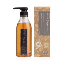 Dầu Gội Đầu Dành Cho Tóc Khô - Organic Seeds Shampoo (Dry Scalp - 500ml) - Whamisa