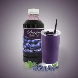 Sinh Tố Việt Quất - Blueberry Crush (1000ml) - Berrino