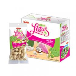 Hạt sen nước cốt dừa Tân Tân (50 gram)