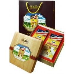 Sữa Dê Gaw – Túi quà tặng (2 hộp 946ml)
