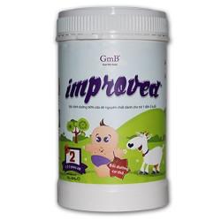 Sữa Dê Improved i2 - Cho Trẻ 1 – 3 Tuổi (425g)