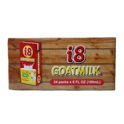 Sữa Dê i8 nguyên chất 100% – 24 hộp/thùng  - Hà Lan